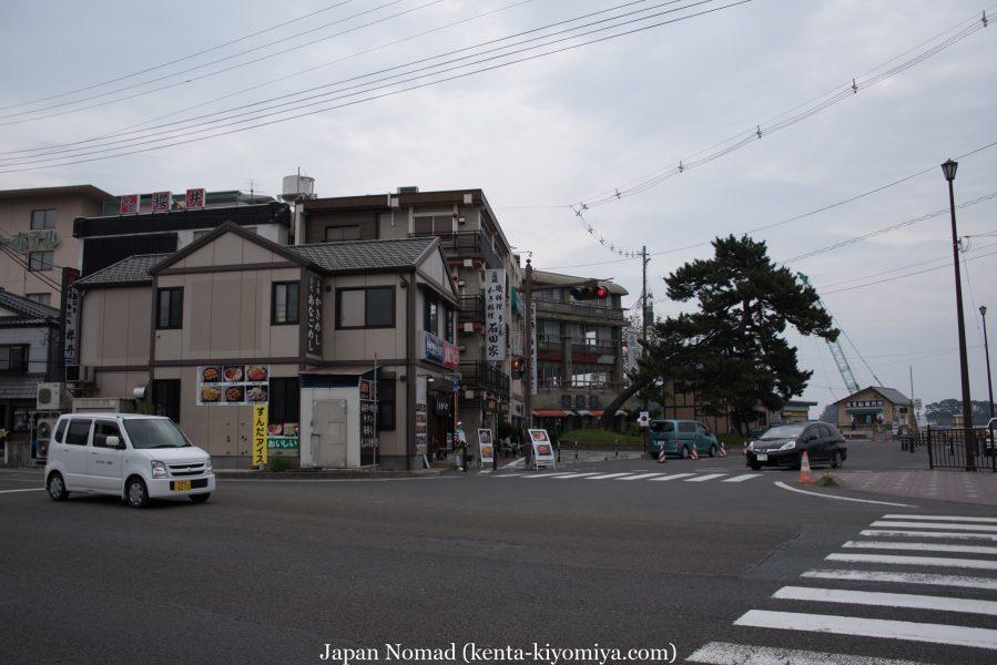 自転車日本一周34日目(松島)-Japan Nomad (17)