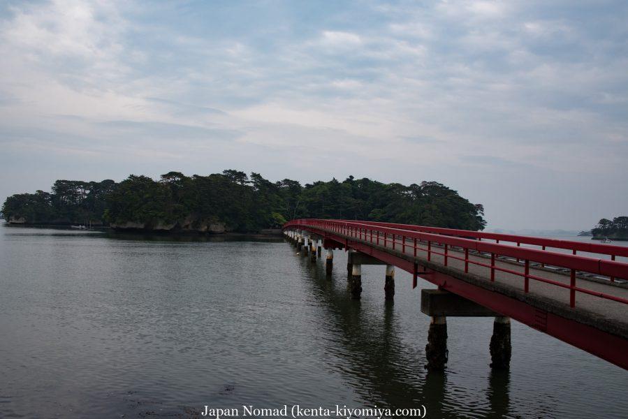 自転車日本一周34日目(松島)-Japan Nomad (18)