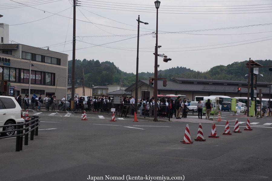 自転車日本一周34日目(松島)-Japan Nomad (20)