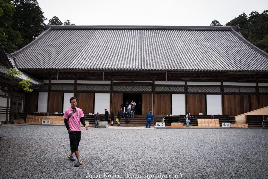 自転車日本一周34日目(松島)-Japan Nomad (25)