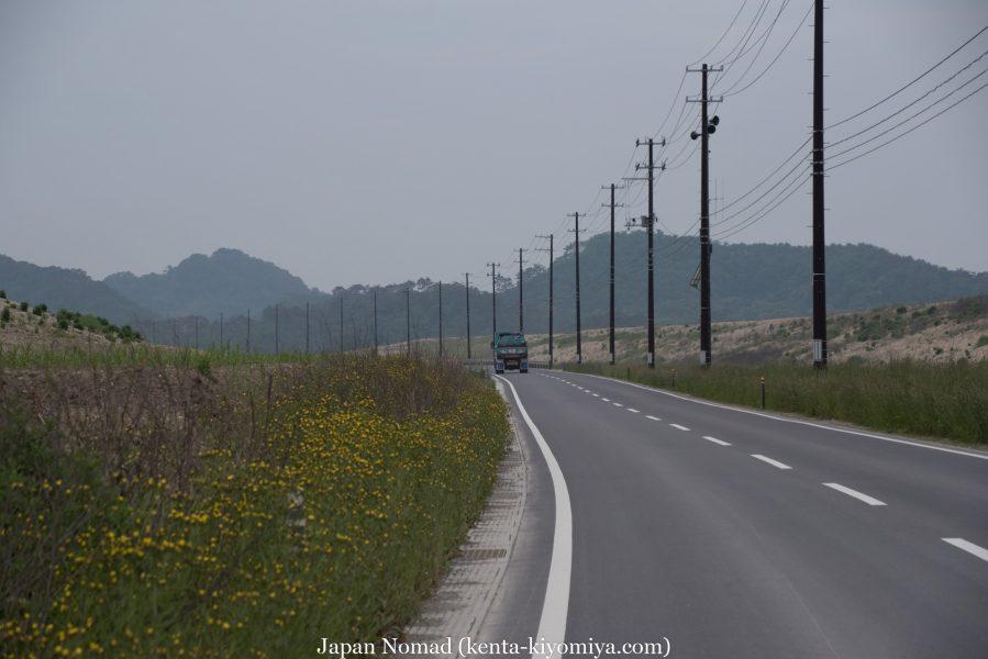 自転車日本一周34日目(松島)-Japan Nomad (32)
