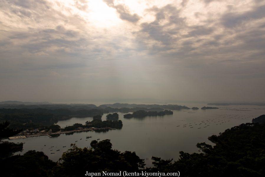 自転車日本一周34日目(松島)-Japan Nomad (42)