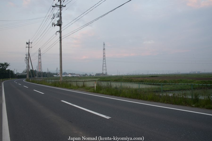 自転車日本一周34日目(松島)-Japan Nomad (49)