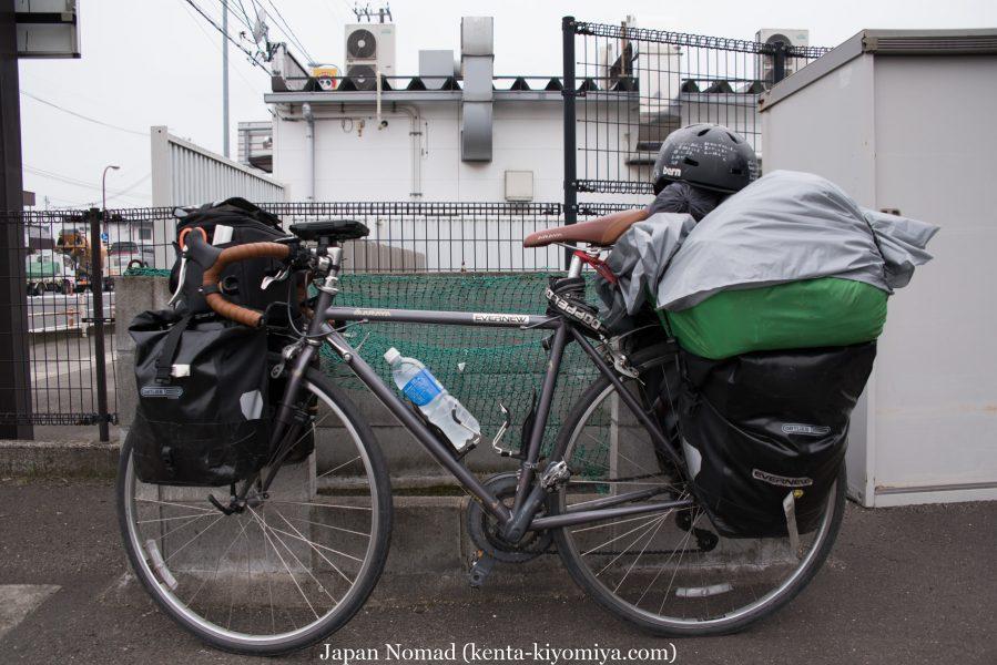 自転車日本一周34日目(松島)-Japan Nomad (8)