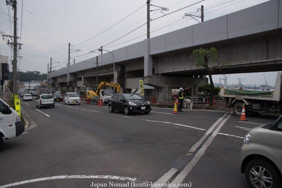 自転車日本一周34日目(松島)-Japan Nomad (9)