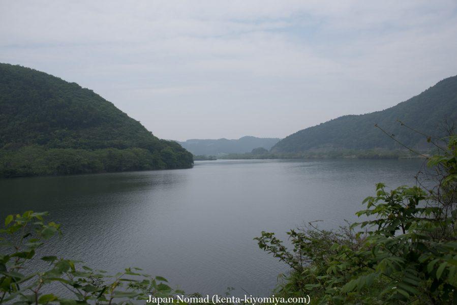 自転車日本一周35日目(ふたごの湯)-Japan Nomad (25)