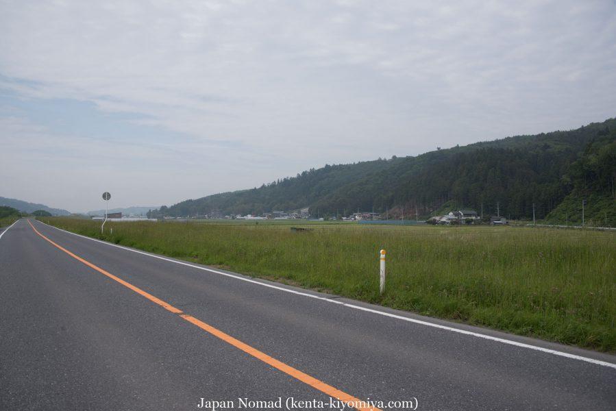 自転車日本一周35日目(ふたごの湯)-Japan Nomad (30)
