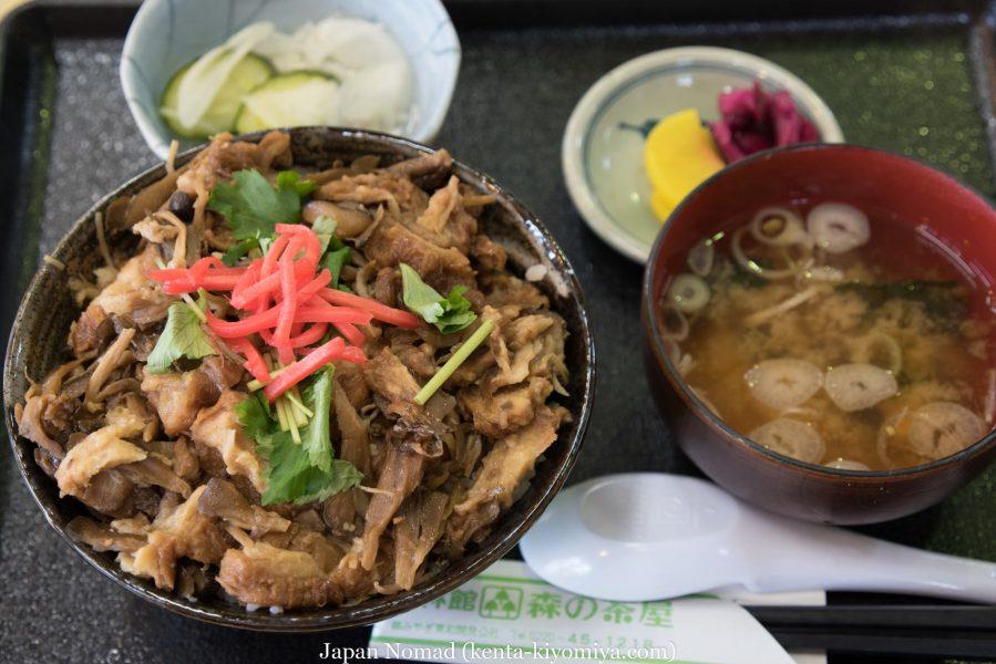 自転車日本一周35日目(ふたごの湯)-Japan Nomad (42)