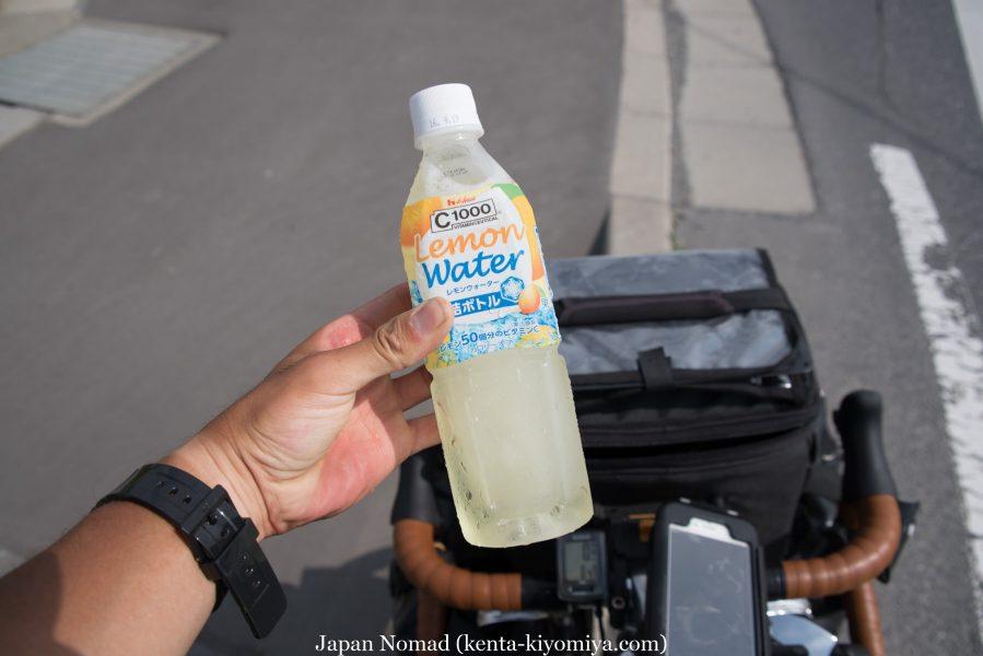 自転車日本一周35日目(ふたごの湯)-Japan Nomad (6)