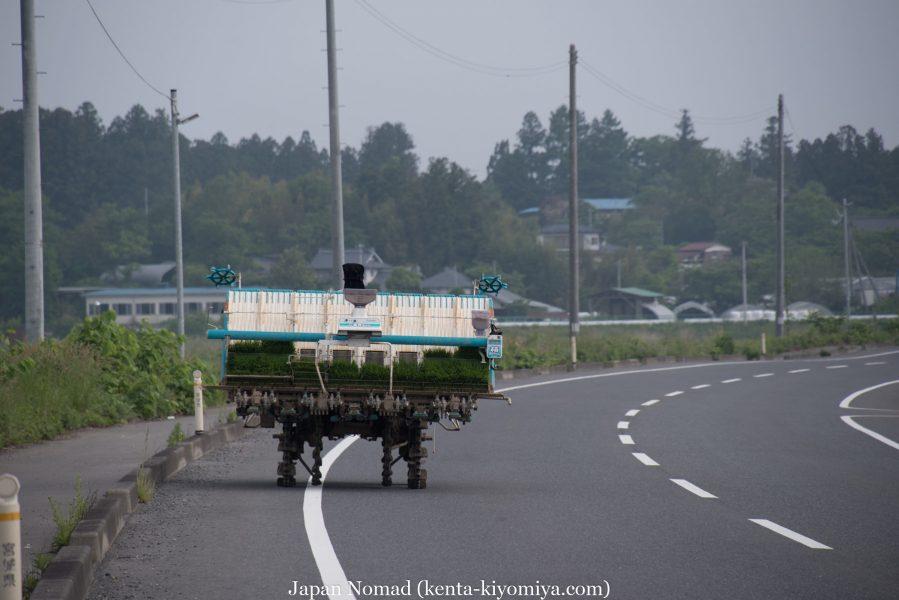 自転車日本一周37日目(厳美渓)-Japan Nomad (11)