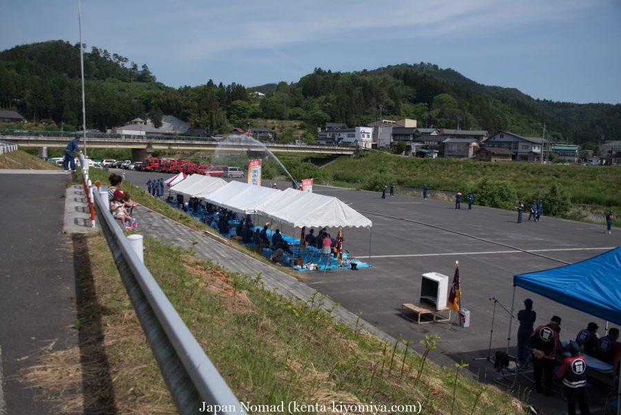 自転車日本一周38日目(猊鼻渓)-Japan Nomad  (16)