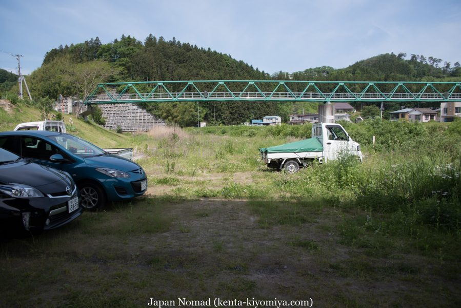 自転車日本一周38日目(猊鼻渓)-Japan Nomad  (18)