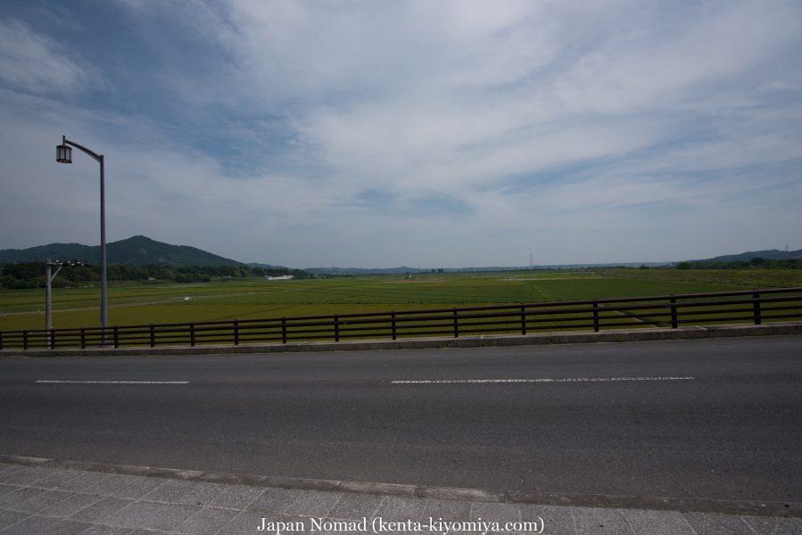 自転車日本一周38日目(猊鼻渓)-Japan Nomad  (58)