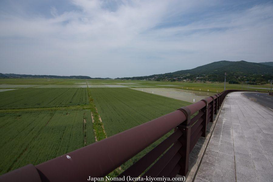 自転車日本一周38日目(猊鼻渓)-Japan Nomad  (60)