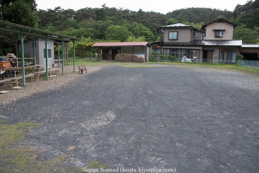 自転車日本一周38日目(猊鼻渓)-Japan Nomad  (73)