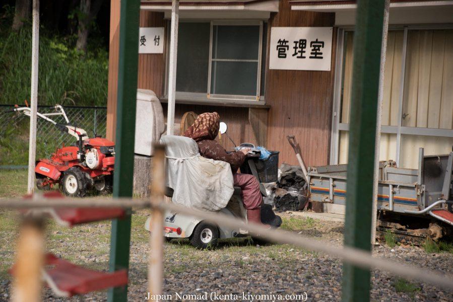 自転車日本一周38日目(猊鼻渓)-Japan Nomad  (74)