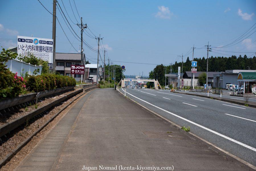自転車日本一周39日目(マルカン・ソフトクリーム)-Japan Nomad (13)