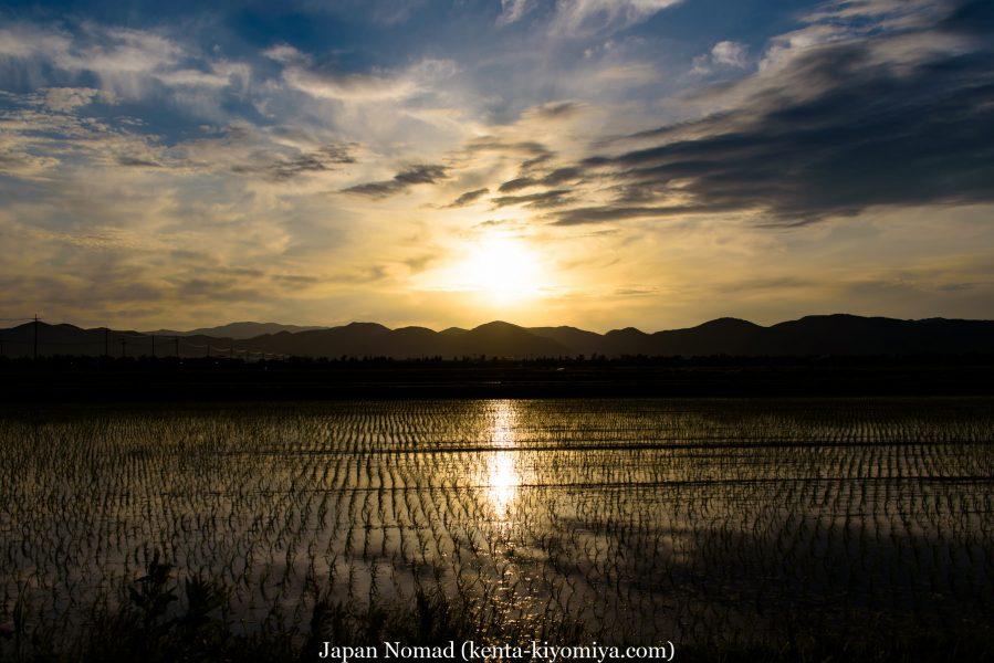 自転車日本一周39日目(マルカン・ソフトクリーム)-Japan Nomad (42)
