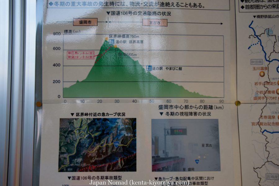 自転車日本一周39日目(マルカン・ソフトクリーム)-Japan Nomad (45)
