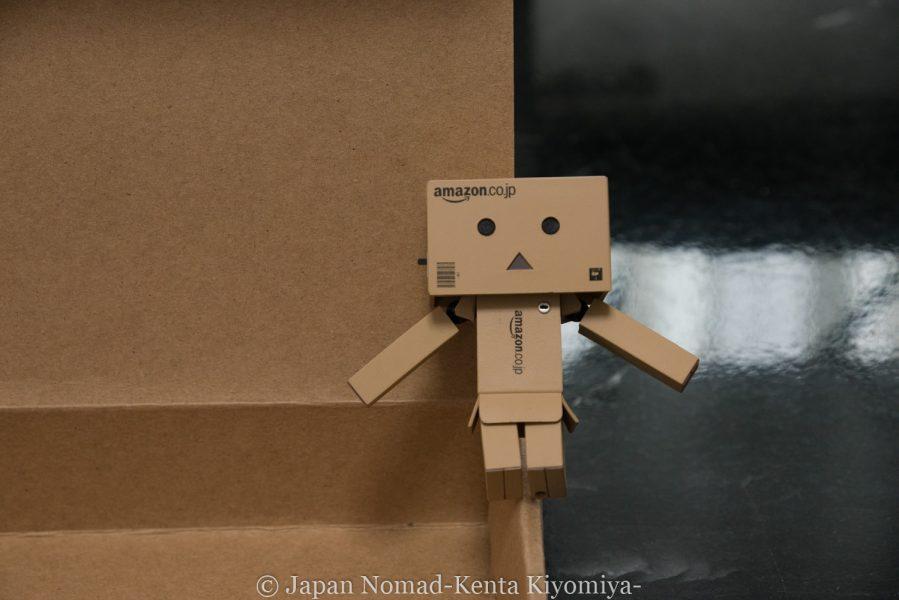 自転車日本一周(ダンボー登場)-Japan Nomad (5)