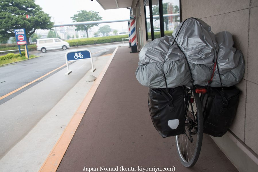 自転車日本一周 49日目-Japan Nomad (5)