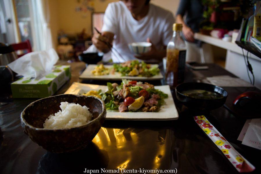 自転車日本一周41日目(盛岡じゃじゃ麺)-Japan Nomad (1)