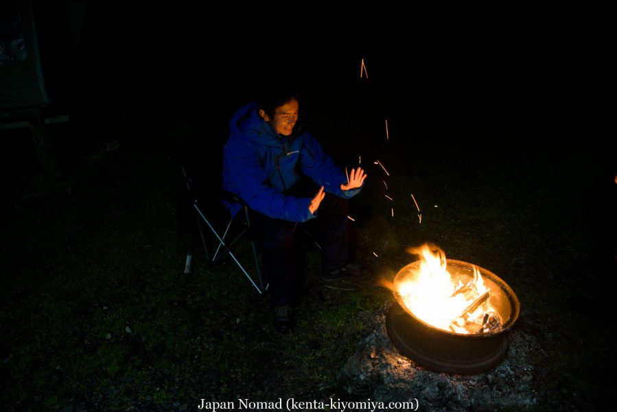 自転車日本一周43日目(笛貫の滝、早池峰山、タイマグラ)-Japan Nomad (136)