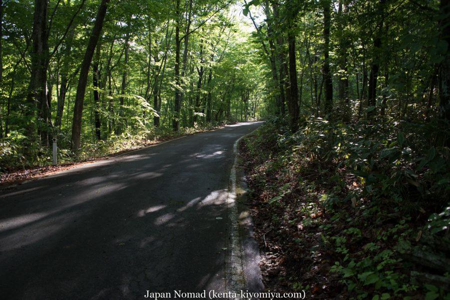 自転車日本一周43日目(笛貫の滝、早池峰山、タイマグラ)-Japan Nomad (20)