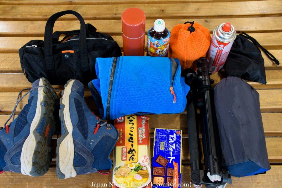 自転車日本一周43日目(笛貫の滝、早池峰山、タイマグラ)-Japan Nomad (5)