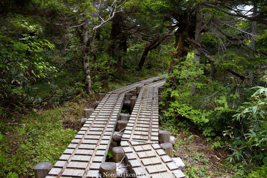自転車日本一周43日目(笛貫の滝、早池峰山、タイマグラ)-Japan Nomad (57)