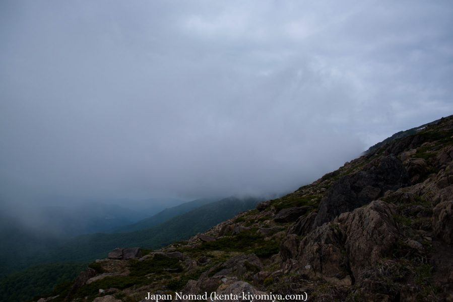 自転車日本一周43日目(笛貫の滝、早池峰山、タイマグラ)-Japan Nomad (75)