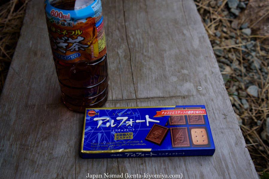 自転車日本一周43日目(笛貫の滝、早池峰山、タイマグラ)-Japan Nomad (89)
