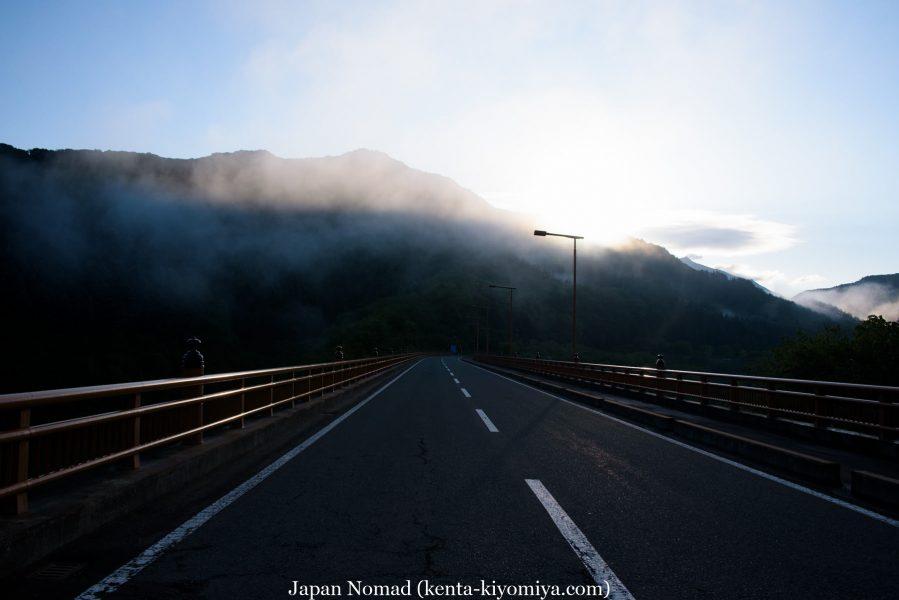 自転車日本一周43日目(笛貫の滝、早池峰山、タイマグラ)-Japan Nomad (9)