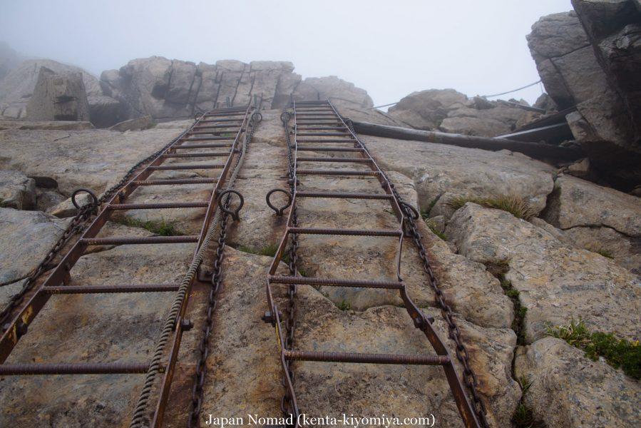自転車日本一周43日目(笛貫の滝、早池峰山、タイマグラ)-Japan Nomad (94)