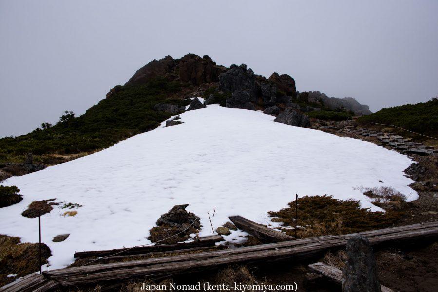 自転車日本一周43日目(笛貫の滝、早池峰山、タイマグラ)-Japan Nomad (97)