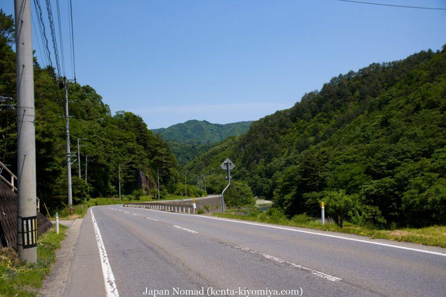 自転車日本一周44日目(自転車事故)-Japan Nomad (11)