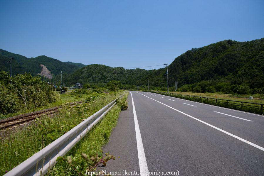 自転車日本一周44日目(自転車事故)-Japan Nomad (13)
