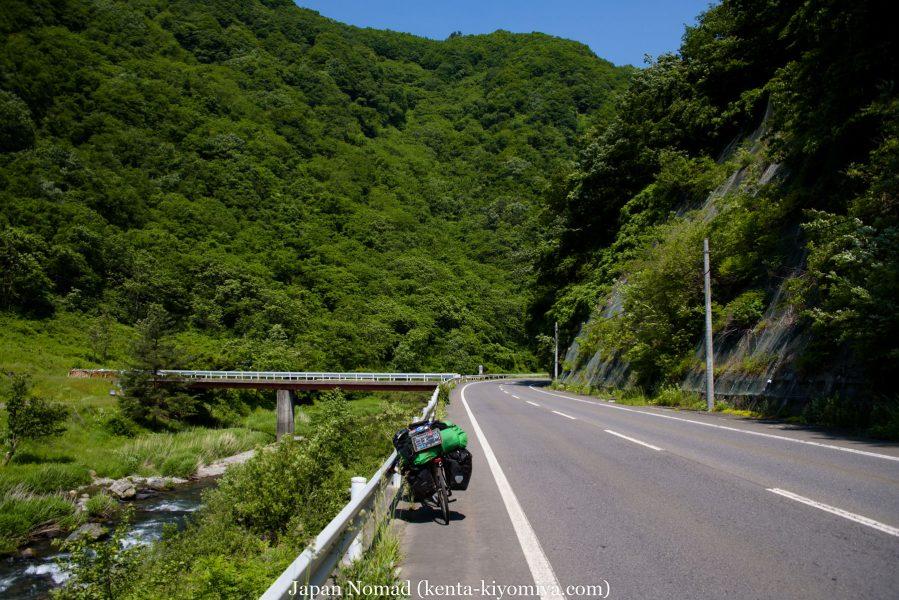 自転車日本一周44日目(自転車事故)-Japan Nomad (7)