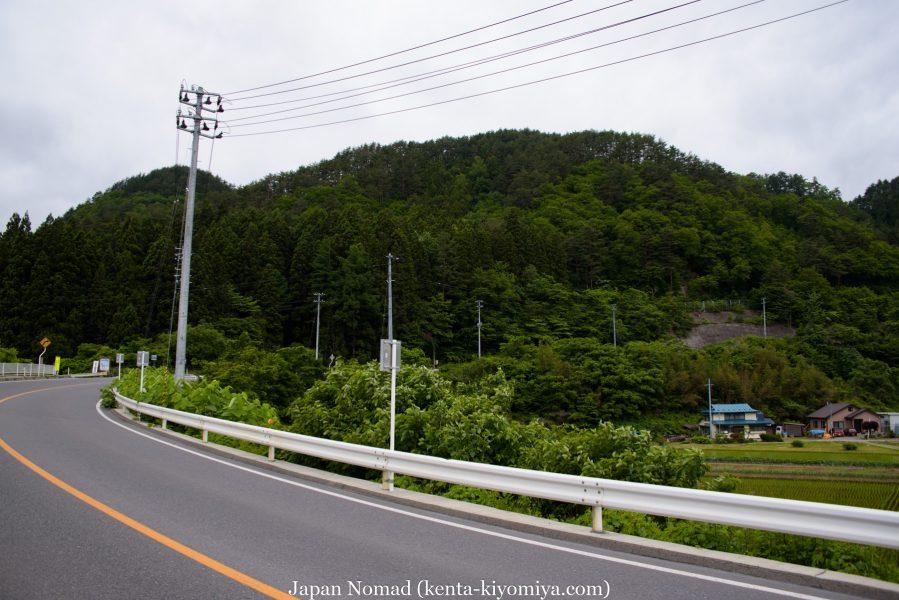 自転車日本一周45日目(浄土ヶ浜)-Japan Nomad (32)