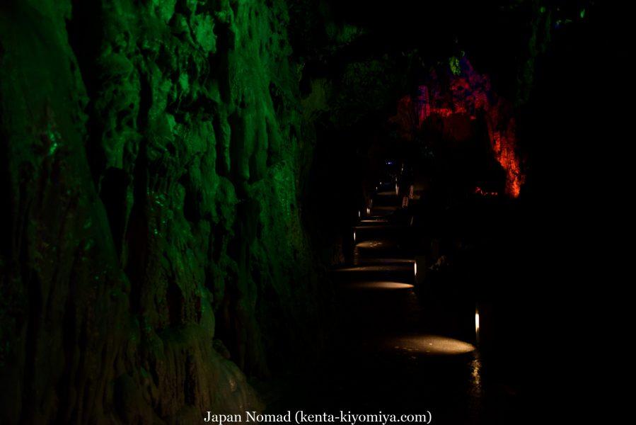自転車日本一周46日目(龍泉洞、北山崎)-Japan Nomad (19)