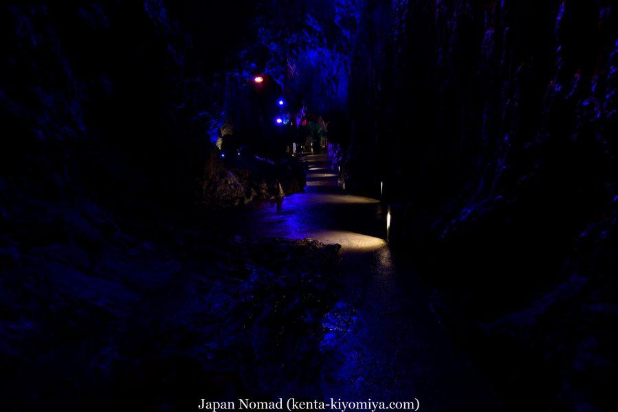 自転車日本一周46日目(龍泉洞、北山崎)-Japan Nomad (29)