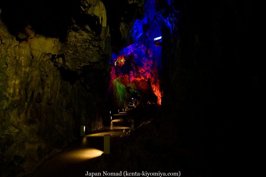 自転車日本一周46日目(龍泉洞、北山崎)-Japan Nomad (30)