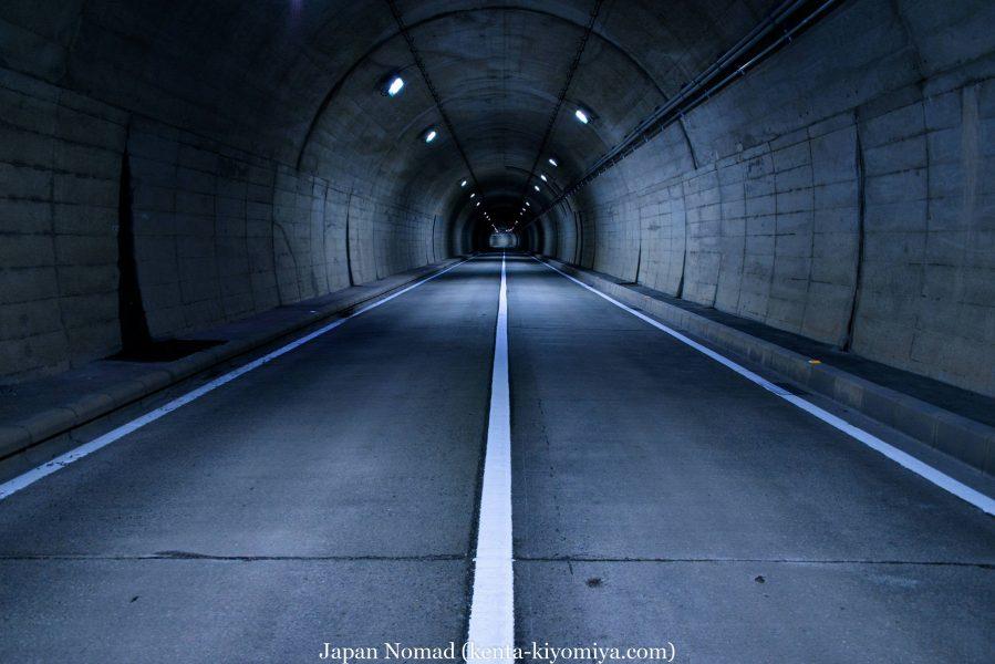 自転車日本一周46日目(龍泉洞、北山崎)-Japan Nomad (41)