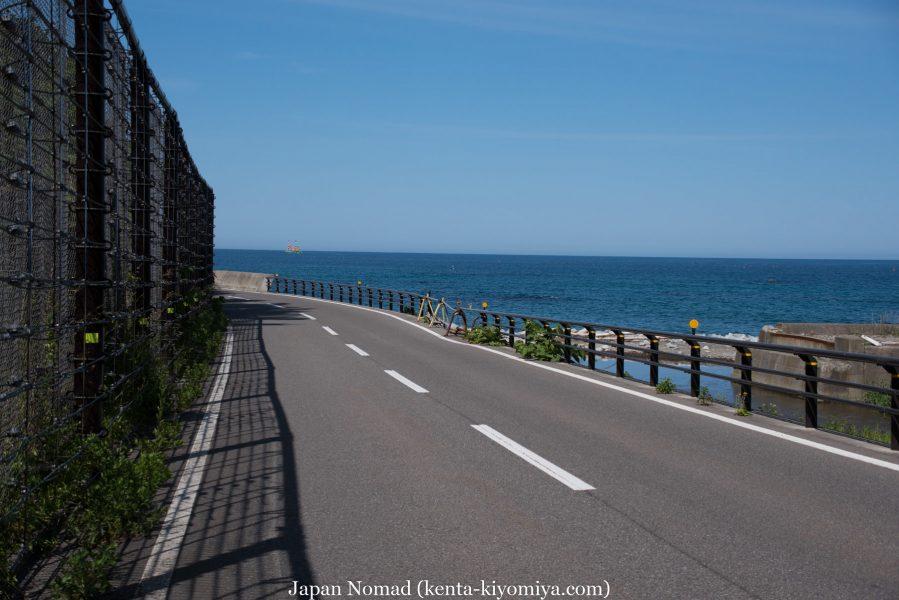 自転車日本一周46日目(龍泉洞、北山崎)-Japan Nomad (42)