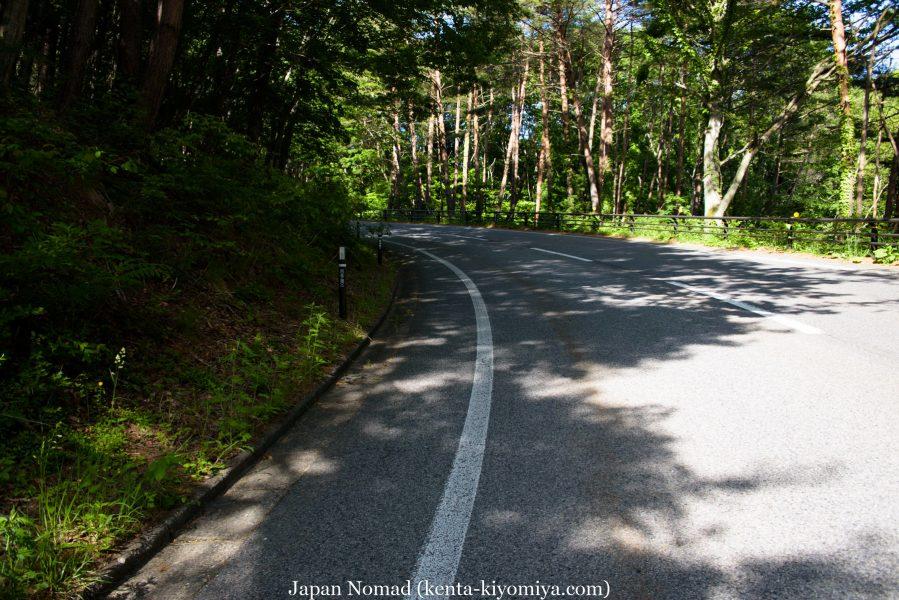 自転車日本一周46日目(龍泉洞、北山崎)-Japan Nomad (45)