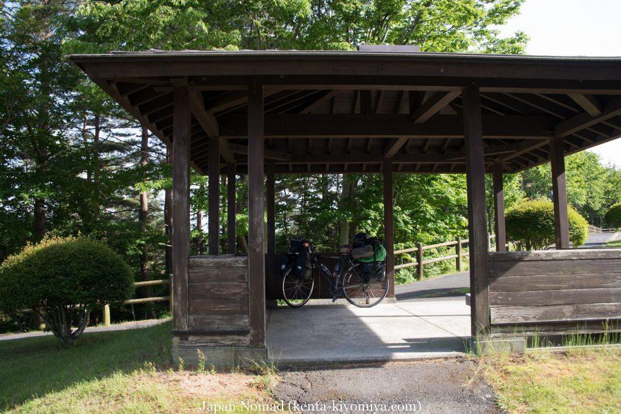 自転車日本一周46日目(龍泉洞、北山崎)-Japan Nomad (48)