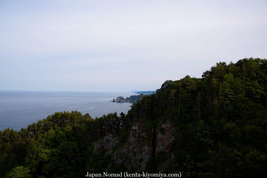 自転車日本一周46日目(龍泉洞、北山崎)-Japan Nomad (64)