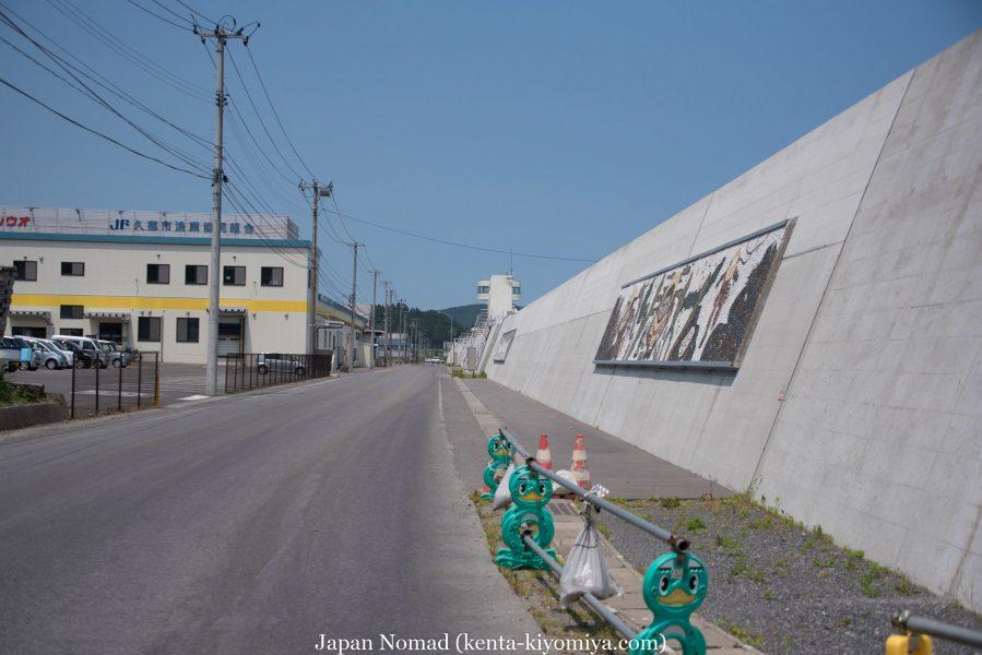 自転車日本一周47日目(北山崎)-Japan Nomad (35)