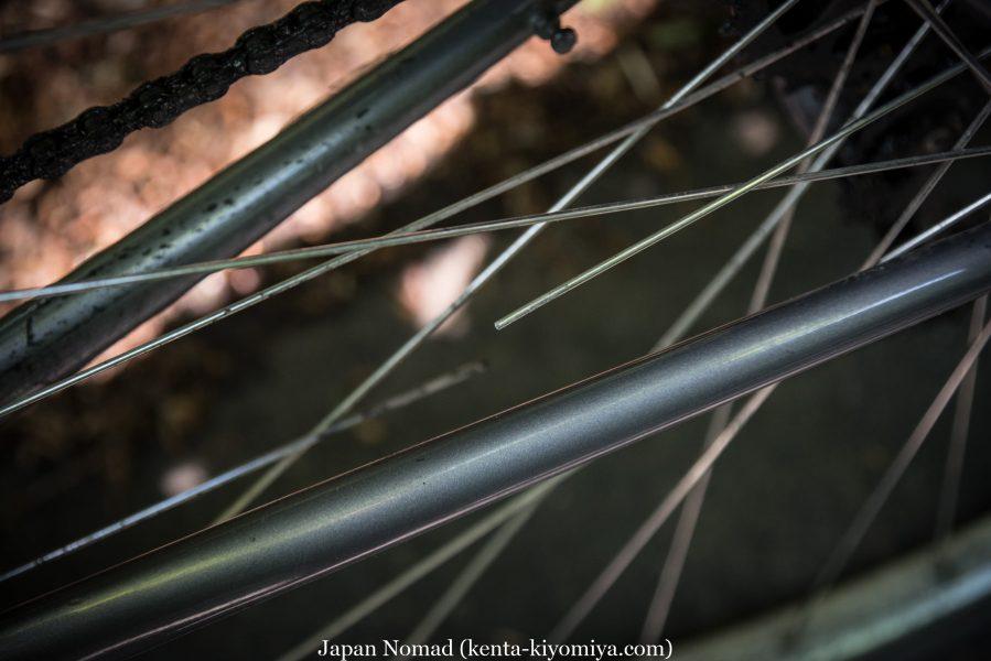 自転車日本一周51日目(蔦沼、蔦七沼)-Japan Nomad (30)