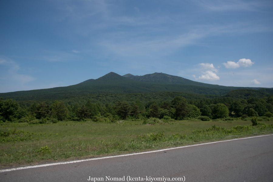 自転車日本一周51日目(蔦沼、蔦七沼)-Japan Nomad (51)